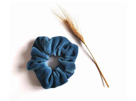 gumka velvet  niebieska