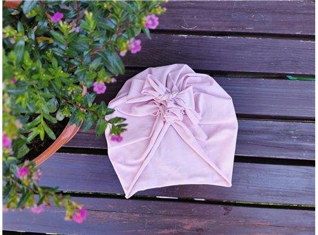 Turban rose quartz