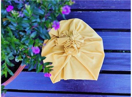 Turban rose słoneczny